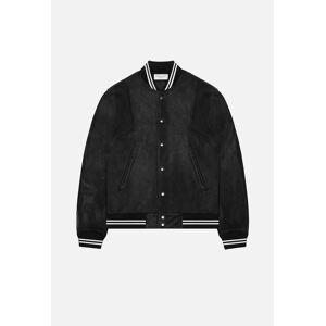 John Elliott X Blackmeans Stadium Jacket / Black (Blackmeans Stadium Jacket / Black / 2 / Medium)
