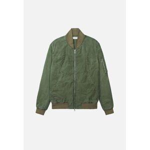 John Elliott Paneled Flight Jacket / Olive (Paneled Flight Jacket / Olive / 1 / Small)