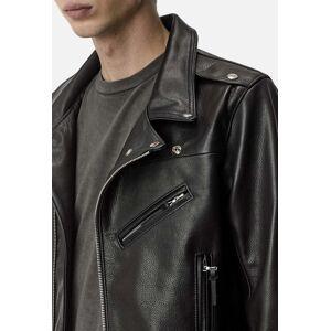 John Elliott Summer Rider's Jacket / Black (Summer Rider's Jacket / Black / 3 / Large)