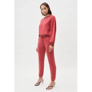 John Elliott - Women's Two Tone Cashmere Sweatpants / Solar X Black (Two Tone Cashmere Sweatpants / Solar X Black / 4 / X-Large)