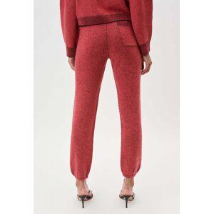 John Elliott - Women's Two Tone Cashmere Sweatpants / Solar X Black (Two Tone Cashmere Sweatpants / Solar X Black / 3 / Large)