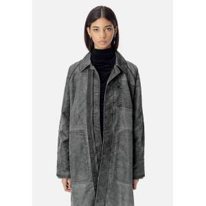 John Elliott - Women's Nicasio Top Coat / Black (Nicasio Top Coat / Black / 1 / Small)