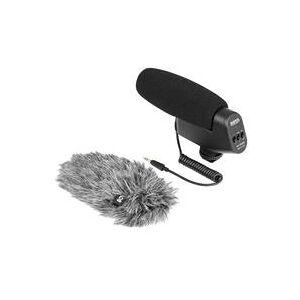 BOYA BY-VM600 Cardioid Condenser Shotgun Microphone for DLSR Camera