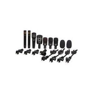 Audix DP7 Professional Seven Piece Drum Microphone Kit with Case
