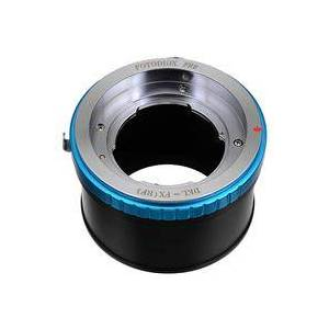 Fotodiox Lens Mount Adapter with Aperture Control Ring for Deckel-Mount Lens to Fujifilm X-Mount Camera