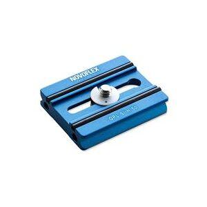 Novoflex QPL Slim 50 Clamping Plate for Camera Systems