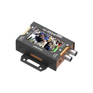 Lumantek ez-HSV+ HDMI to SDI Converter with Display and Scaler