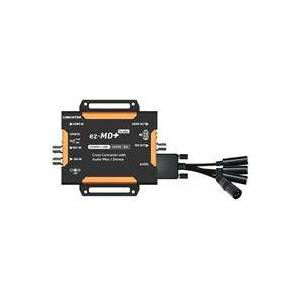 Lumantek ez-MD+ HDMI/SDI Cross Converter with Audio Mux/Demux and Scaler