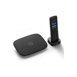 Ooma Telo VoIP Home Phone + HD3 Handset