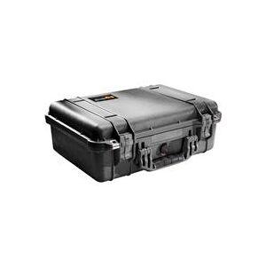 Pelican 1500 Watertight Hard Case with Foam Insert - Black