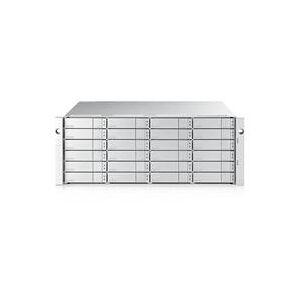 "Promise Technology VTrak J5800s 4U 24x 3.5"" LFF Bay JBOD 12G SAS Dual IOM Expansion Subsystem with 144TB (24x 6TB) HDD"