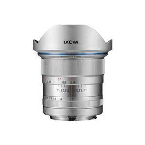 Venus Laowa 12mm f/2.8 Zero-D Ultra-Wide Angle Lens for Pentax K Cameras - Silver
