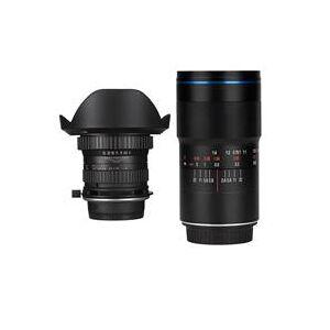 Venus Laowa 15mm f/4 Wide Angle 1:1 Macro Lens with Shift - Venus Laowa 100mm F/2.8 2X Ultra Macro APO Lenses for Nikon F Mount