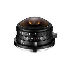 Venus Laowa 4mm f/2.8 Circular Fisheye Lens for Canon EOS M