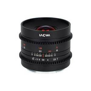 Venus Laowa 9mm T2.9 Zero-D Cine Lens for Fuji X