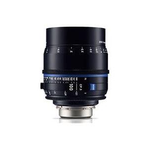 Zeiss 100mm T2.1 CP.3 Compact Prime Cine Lens (Metric) CF PL Bayonet Mount