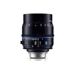 Zeiss 100mm T2.1 CP.3 XD Compact Prime Cine Lens (Metric) CF PL Bayonet Mount
