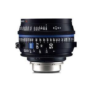 Zeiss 50mm T2.1 CP.3 XD Compact Prime Cine Lens (Feet) PL Bayonet Mount