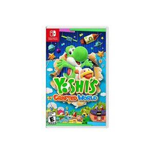 Nintendo Yoshi's Crafted World for Nintendo Switch