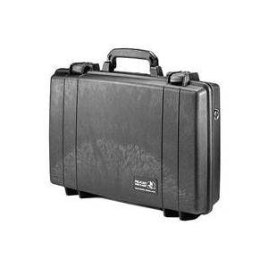 Pelican 1490 Large Computer Watertight Hard Case without Foam Insert - Black