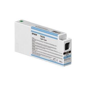 Epson UltraChrome HD Light Cyan 350mL Ink Cartridge for SureColor SC P6000/8000/7000/9000 Series Printers