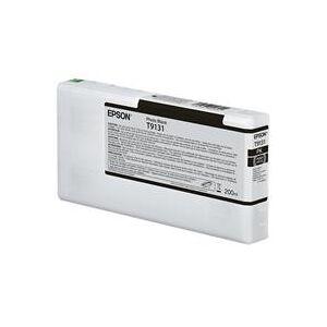 Epson Ultrachrome HD 200ml Photo Black Pigment Ink Cartridge for SureColor SC-P5000 Printers
