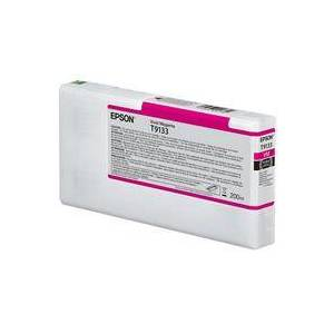 Epson Ultrachrome HD 200ml Photo Vivid Magenta Pigment Ink Cartridge for SureColor SC-P5000