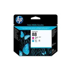 HP 88 Magenta and Cyan Printhead for Officejet Pro K550 Color Printer Series