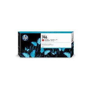 HP 746 300ml DesignJet Chromatic Red Ink Cartridge