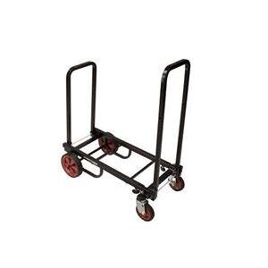 Ultimate Support JamStands JS-KC80 Karma Cart Series Adjustable Professional Equipment Cart
