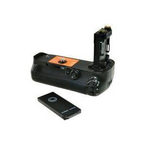 Jupio BG-20 Battery Grip with 2.4GHz Wireless Remote Control for Canon EOS 5D Mark IV