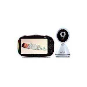 """Summer Infant Baby Pixel Zoom HD 5"""" High Definition Video Monitor with Camera"""