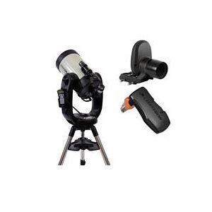 "Celestron CPC Deluxe 1100 HD 11"" Schmidt-Cassegrain Computerized Telescope Deluxe Kit - with Skyportal WiFi Module & Starsense AutoAlign"