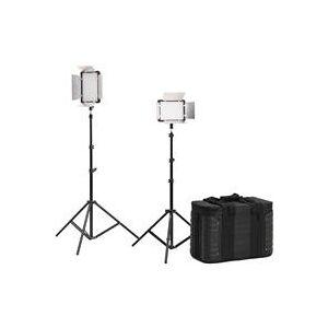 Godox LED500LRC Bi-Color 2-Light LED Video Kit