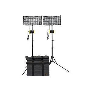 Ikan Canvas CB8 Bendable Bi-Color 2-Point LED Light Kit