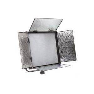 Ikan IFB1024 Featherweight Bi-color LED Light w / AB and Sony V-Mount Plates