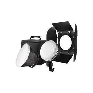 Westcott Solix Bi-Color 1-Light Compact Kit with Round Softbox and Travel Case