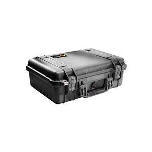 Pelican 1500 Watertight Hard Case without Foam insert - Black