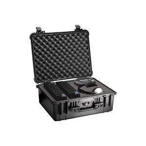 Pelican Pelican 1550 Watertight Hard Case with Foam Insert - Black