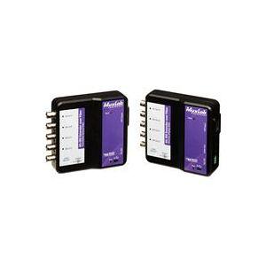 Muxlab 6G-SDI Extender Over Fiber Single-Mode 132000' Optic Kit
