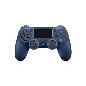 PlayStation DualShock 4 Wireless Controller for Sony PlayStation 4 - Midnight Blue