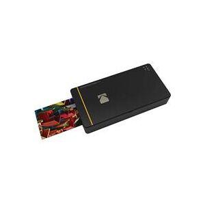 Kodak PM-210B - Photo Printer Mini (Black) for iPhone and Android