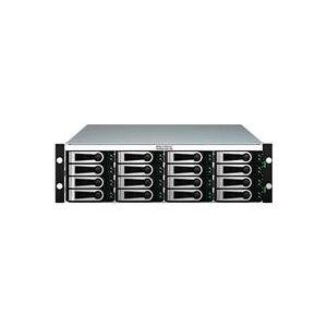 "Promise Technology VTrak J5600s 3U 16x 3.5"" LFF Bay JBOD 12G SAS Dual IOM Expansion Subsystem with 96TB (16x 6TB) HDD"