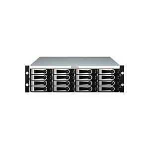 "Promise Technology VTrak J5600s 3U 16x 3.5"" LFF Bay JBOD 12G SAS Single IOM Expansion Subsystem with 96TB (16x 6TB) HDD"