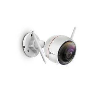 EZVIZ ezGuard Full HD 1080p Indoor/Outdoor Wi-Fi All-In-One Smart Home Security Bullet Camera with 2-Way Audio