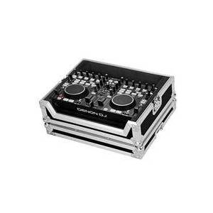 Marathon Flight Road Case with Laptop Shelf for 1x Denon DN-MC3000 Music Controller