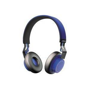 Jabra Move Wired/Wireless Omni-Directional Stereo Headphones with Mic, Blue