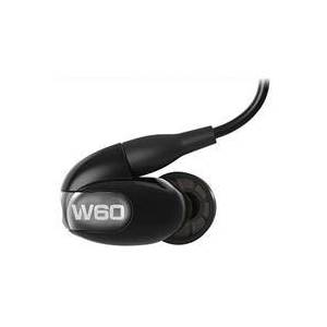 Westone W60 Gen 2 Six-Driver True-Fit Earphones with MMCX Audio and Bluetooth Cables