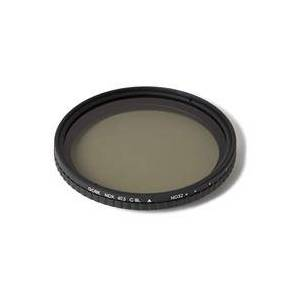 Gobe ND2-32 40.5mm 8-Layer Multi-Resistant Coating 1-5 Stops Variable Neutral Density Filter