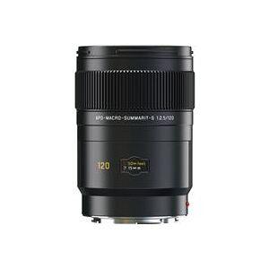 Leica Summarit-S 120mm f/2.5 CS Aspherical Apo Macro Lens for the S2 System